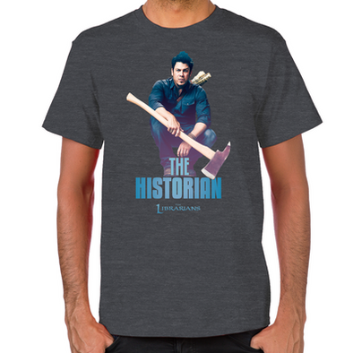 Art Historian Jake Stone T-Shirt