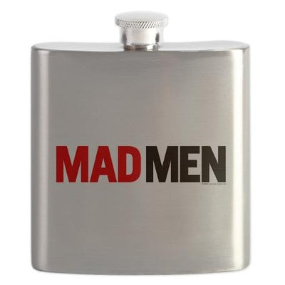 Mad Men Flask