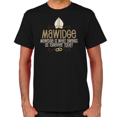 Mawidge Wedding Men's T-Shirt