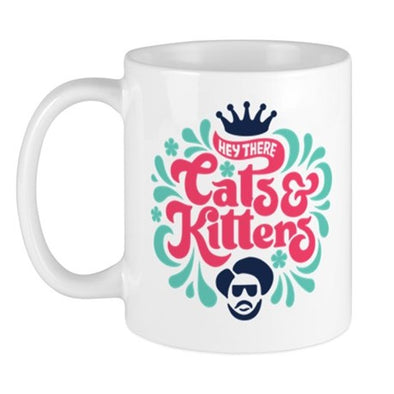 Cats and Kittens 11 Oz Mug