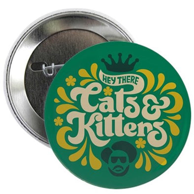Cats and Kittens Button