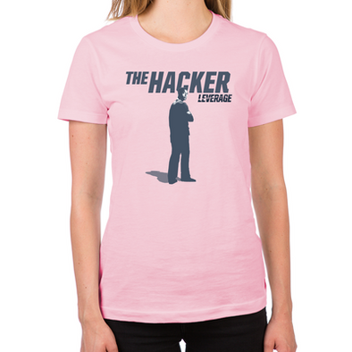 Hacker Women's Fitted T-Shirt