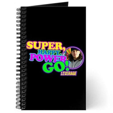 Super Happy Power Go Journal