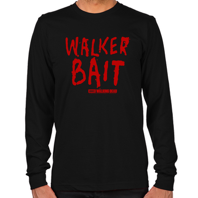 Walker Bait Long Sleeve T-Shirt