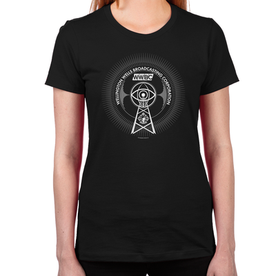 Wellington Wells Broadcasting Women's -T-Shirt