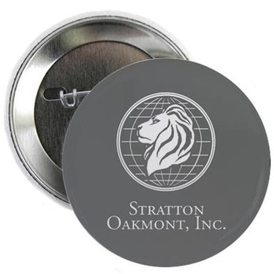"Stratton Oakmont 2.25"" Button"