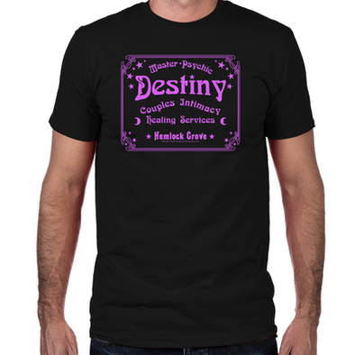 Destiny Fitted T-Shirt