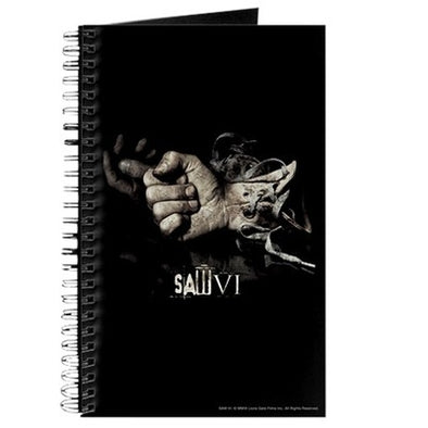 Saw Glove Journal
