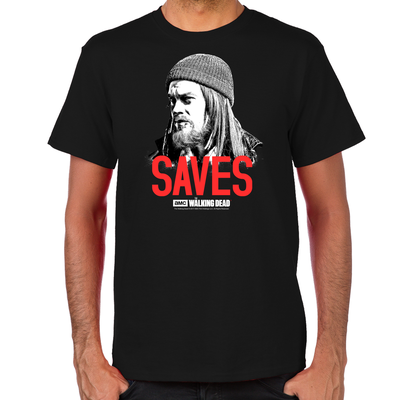 Jesus Saves Men's T-Shirt