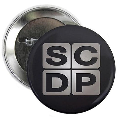 "Sterling Cooper Draper Pryce 2.25"" Button"