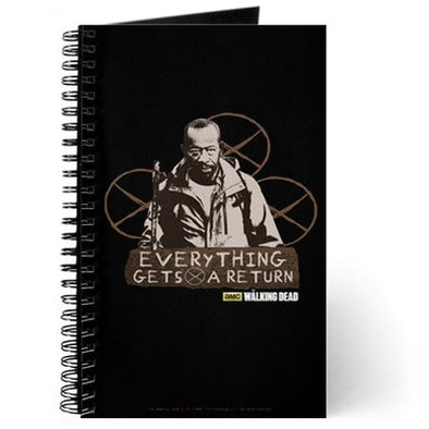Morgan: Everything Gets A Return Journal