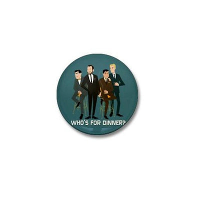 Mad Men Philanderers Mini Button