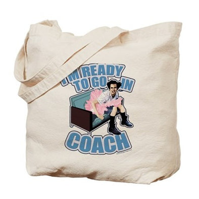 Ace Ventura Ready to Go in Coach Tote Bag