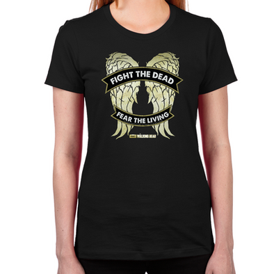 Daryl Dixon Wings Women's T-Shirt