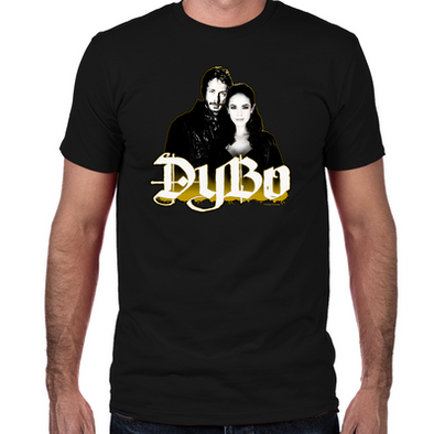 Lost Girl Dybo Fitted T-Shirt