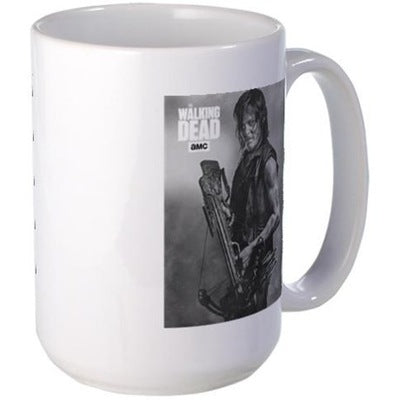 Daryl Portrait Large Mug