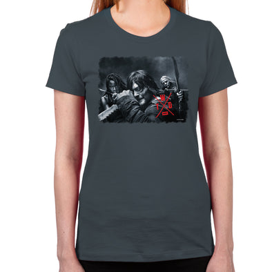 TWD Season X Comic Con Women's T-Shirt