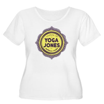 Yoga Jones Women's Plus Size T-Shirt