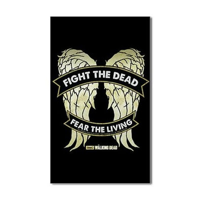 Daryl Dixon Wings Sticker