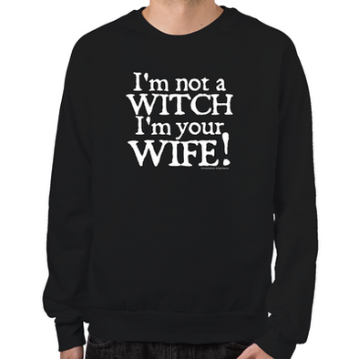 Witch Wife Sweatshirt