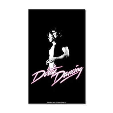 Dirty Dancing Johnny and Baby Sticker