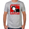 Dirty Dancing Johnny Castle Fitted T-Shirt