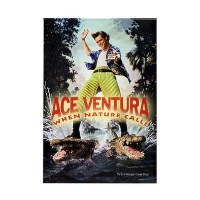 Ace Ventura When Nature Calls Magnet