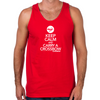 Keep Calm Carry a Crossbow Men's Tank