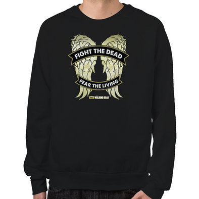 Daryl Dixon Wings Sweatshirt