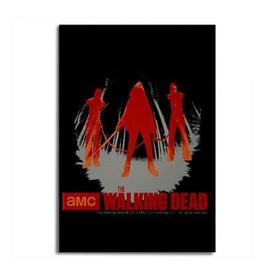 Michonne Chained Walkers Magnet