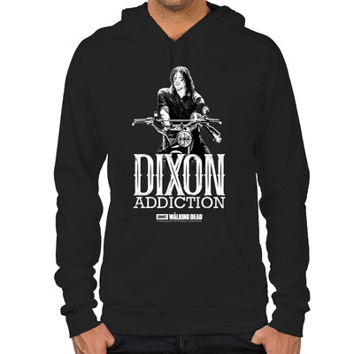 Daryl Dixon Addiction Hoodie