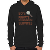 Bo's Private Investigation Services Hoodie