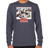Cameo Collage Long Sleeve T-Shirt