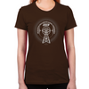 Wellington Wells Broadcasting Women's Fitted-T-Shirt