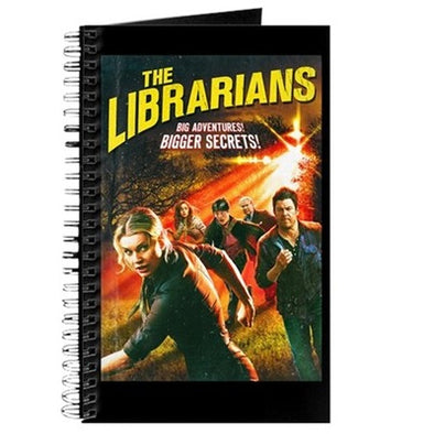The Librarians Season 4 Journal