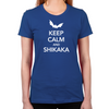 Ace Ventura Keep Calm Shikaka Women's T-Shirt