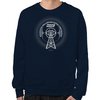 Wellington Wells Broadcasting Sweatshirt