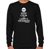 Keep Calm and Carry a Crossbow Long Sleeve T-Shirt