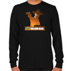 Rick Grimes Sheriff Long Sleeve T-Shirt