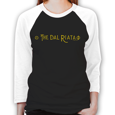 The Dal Riata Unisex Baseball T-Shirt