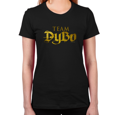 Lost Girl Team DyBo Women's Fitted T-Shirt