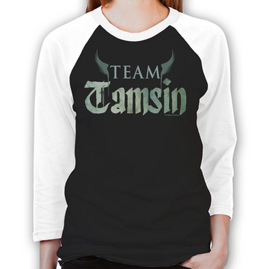 Lost Girl Team Tamsin Unisex Baseball T-Shirt