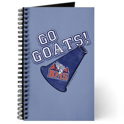 Blue Mountain State Go Goats Journal