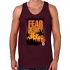 FTWD Fear Begins Here Men's Tank