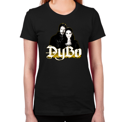 Lost Girl Dybo Women's Fitted T-Shirt