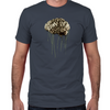 Saw Brain Men's Fitted T-Shirt