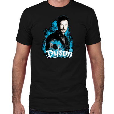 Lost Girl Dyson the Wolf Fitted T-Shirt