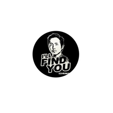 Glenn's Last Words Mini Button