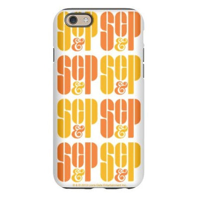 SCP Mad Men Logo iPhone 6 Tough Case