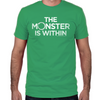 Monster Within Fitted T-Shirt